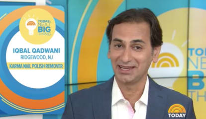TODAY Show: Ridgewood Spa's Invention Could Be 'Next Big Thing'