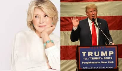 Trump Says He May Pardon Fellow Westchester Estate Owner Martha Stewart