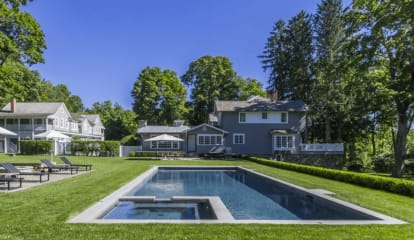 Banker's Expanded Estate In Ridgefield Hits The Market For $3.9M