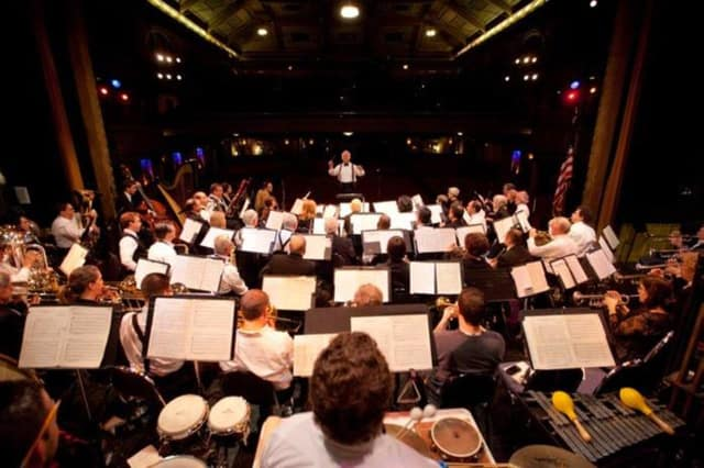 The Westchester Symphonic Winds is featured in a New York Times story.