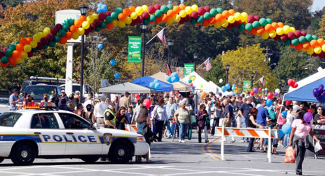 Yorktown's Fifth Annual Fall Festival and Street Fair comes to town in October.