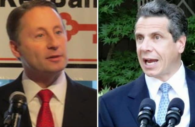 """Westchester County Executive Rob Astorino had this advice Monday for Gov. Andrew Cuomo: """"Stop selling books. Do your job."""""""