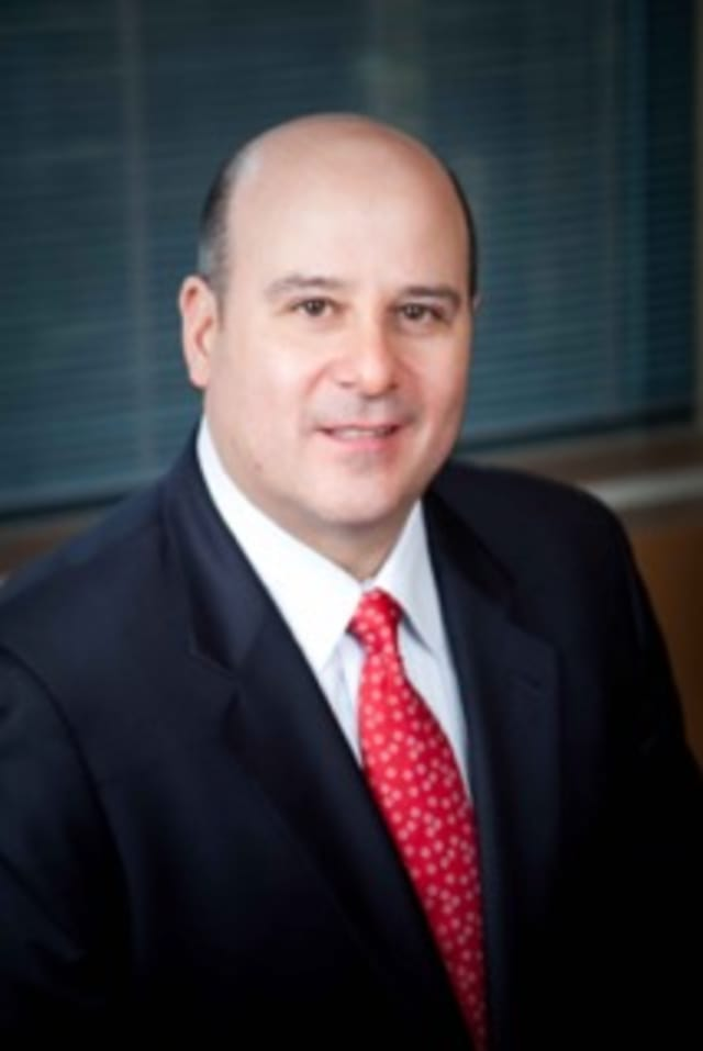 James Palmisciano is the new chairman of the board.
