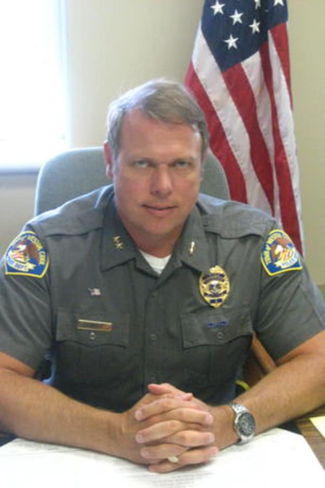 Weston Police Chief John Troxell is accepting applications for a new police officer until April 3.