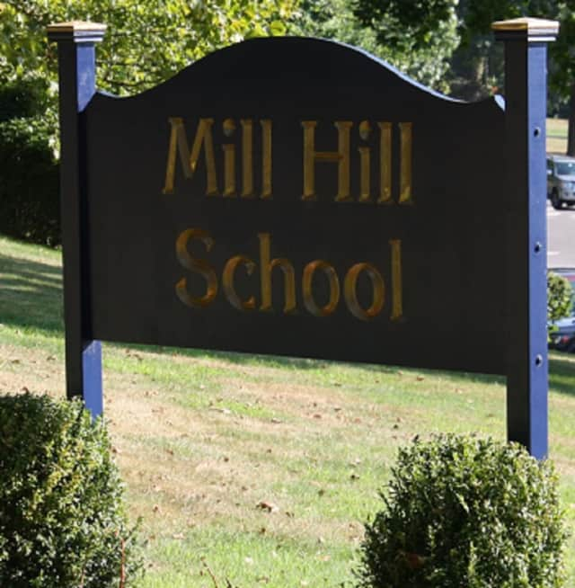 Mill Hill Elementary School in Fairfield