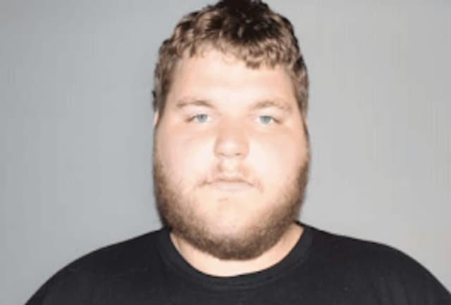 Brian Levinson, 24, of Rye was arrested in possession of more than 100 prescription painkiller pills.