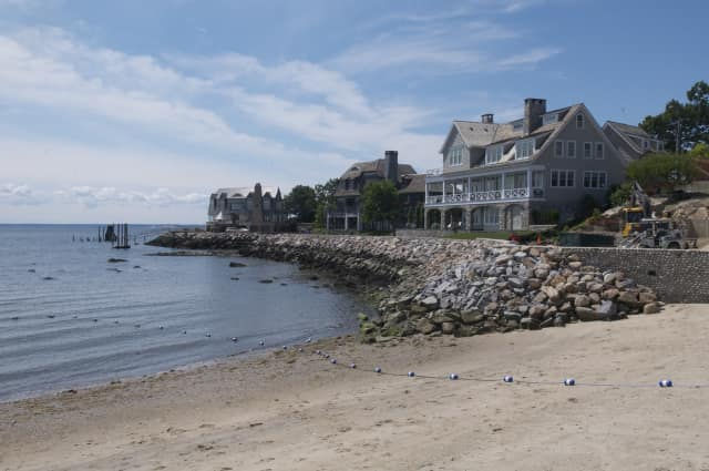 Rowayton was ranked as one of the top beach towns on the east coast.