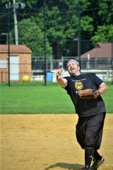 PHOTOS: Bergenfield Ambulance Corps Tops Dumont In Annual Softball Match