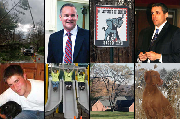 The Somers Daily Voice recaps Somers' top stories of 2012.